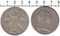 Изображение Монеты Германия Габсбург 1 талер 1796 Серебро VF