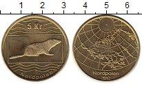 Изображение Монеты Северный Полюс Северный Полюс 2012 2012 Латунь UNC-