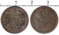 Изображение Монеты Германия Мекленбург-Шверин 1 шиллинг 1765 Серебро VF