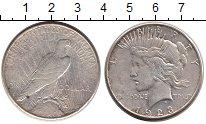 Изображение Монеты США 1 доллар 1923 Серебро VF