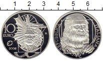 Изображение Монеты Италия 10 евро 2006 Серебро Proof
