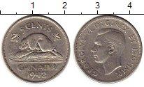 Изображение Монеты Канада 5 центов 1942 Медно-никель XF-