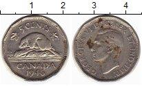 Изображение Монеты Канада 5 центов 1946 Медно-никель XF-