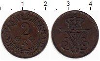 Изображение Монеты Дания 2 эре 1912 Бронза XF