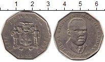 Изображение Монеты Ямайка 50 центов 1975 Медно-никель XF-
