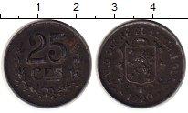 Изображение Монеты Люксембург 25 сантим 1920 Железо VF