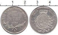 Изображение Монеты Германия Майнц 5 пфеннигов 1795 Серебро VF+