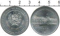 Изображение Монеты Перу 1000 соль 1979 Серебро UNC-