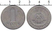 Изображение Монеты Германия ГДР 1 марка 1982 Алюминий XF