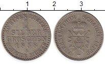 Изображение Монеты Германия Шаумбург-Липпе 1 грош 1858 Серебро XF