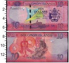 Изображение Банкноты Соломоновы острова 10 долларов 2017  UNC