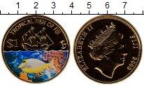 Изображение Монеты Фиджи 1 доллар 2009 Медно-никель UNC