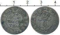 Изображение Монеты Германия Бремен 1/24 талера 1692 Серебро VF