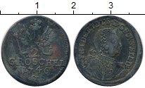 Изображение Монеты Силезия 2 гроша 1746 Серебро VF+