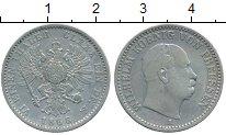 Изображение Монеты Германия Пруссия 1/6 талера 1868 Серебро XF