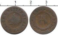 Изображение Монеты Вестфалия 1 сантим 1812 Медь VF
