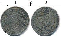 Изображение Монеты Германия Гессен-Дармштадт 2 крейцера 1637 Серебро VF