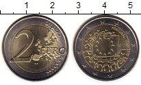 Изображение Монеты Португалия 2 евро 2015 Биметалл UNC