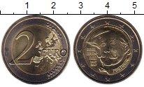 Изображение Монеты Португалия 2 евро 2017 Биметалл UNC