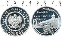 Изображение Монеты Польша 300000 злотых 1993 Серебро Proof-