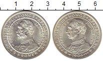 Изображение Монеты Дания 2 кроны 1906 Серебро UNC-