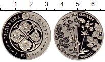 Изображение Монеты Беларусь 1 рубль 2017 Медно-никель Proof