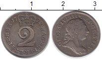 Изображение Монеты Великобритания 2 пенса 1772 Серебро XF
