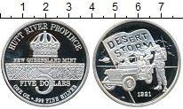 Изображение Монеты Австралия Хатт-Ривер 5 долларов 1991 Серебро Proof