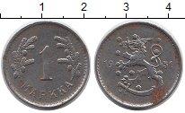 Изображение Монеты Финляндия 1 марка 1951 Железо XF