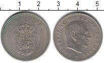 Изображение Монеты Дания 1 крона 1963 Медно-никель XF