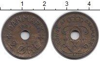 Изображение Монеты Дания 2 эре 1931 Бронза XF