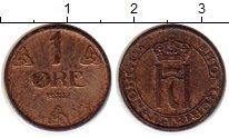 Изображение Монеты Норвегия 1 эре 1952 Бронза XF