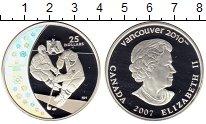 Изображение Монеты Канада 25 долларов 2007 Серебро Proof