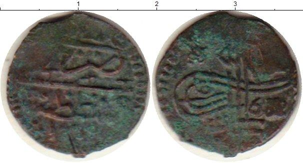 Картинка Монеты Турция 1 мангир Медь 1687