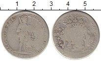 Изображение Монеты Нидерланды 1/4 дуката 1765 Серебро VF-