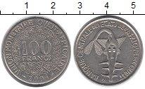 Изображение Монеты Западная Африка 100 франков 2004 Медно-никель XF