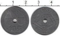 Изображение Монеты Бельгия 10 сантим 1943 Цинк VF
