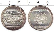 Изображение Монеты Мексика 1 песо 1993 Серебро UNC-