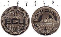 Изображение Монеты Нидерланды 2 1/2 экю 1993 Медно-никель UNC
