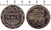 Изображение Монеты Нидерланды 2 1/2 экю 1992 Медно-никель UNC