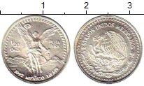 Изображение Монеты Мексика 1/20 унции 1992 Серебро UNC-