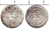 Изображение Монеты Мексика 1/20 унции 1997 Серебро UNC-