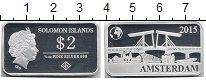 Изображение Монеты Соломоновы острова 2 доллара 2015 Серебро Proof