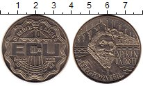 Изображение Монеты Нидерланды 10 экю 1993 Медно-никель UNC-