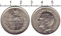 Изображение Монеты Иран 10 риалов 1973 Медно-никель XF