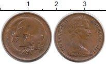 Изображение Монеты Австралия 1 цент 1979 Бронза XF