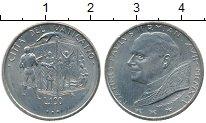 Изображение Монеты Ватикан 100 лир 1995 Медно-никель XF