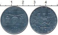 Изображение Монеты Сан-Марино 50 лир 1976 Медь UNC