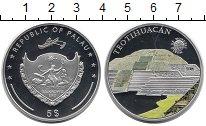Монета Палау 5 долларов Серебро 2012 Proof фото