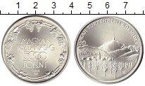 Изображение Монеты Венгрия 5000 форинтов 2008 Серебро UNC